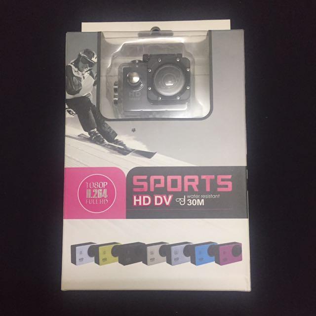 sports hd cam