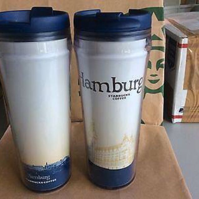 Starbucks Hamburg Icon Tumbler