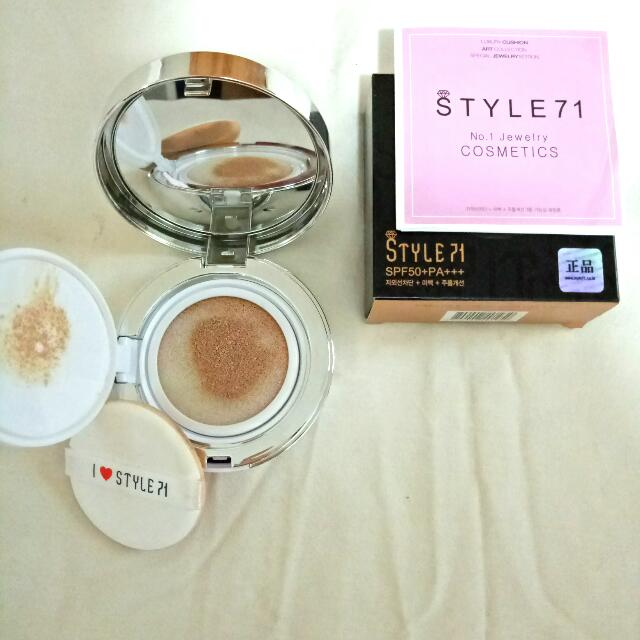 Style71 Korea Cosmetic Product Air Cushion