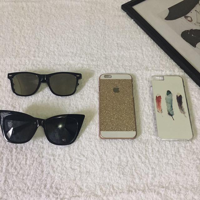 Sunnies & iPhone Cases