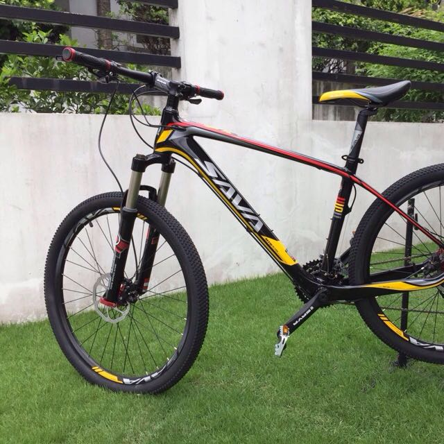 SV 580 MTB Shimano Acera Brand New
