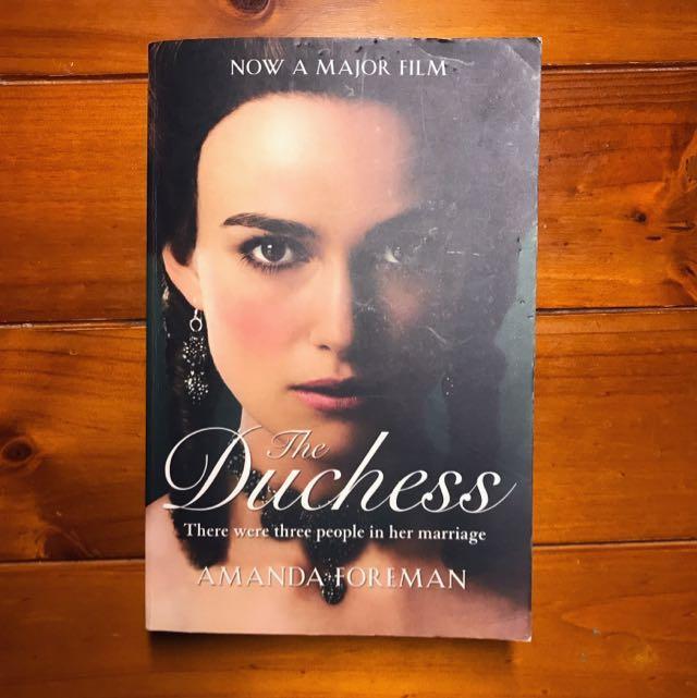 The Duchess Amanda Foreman