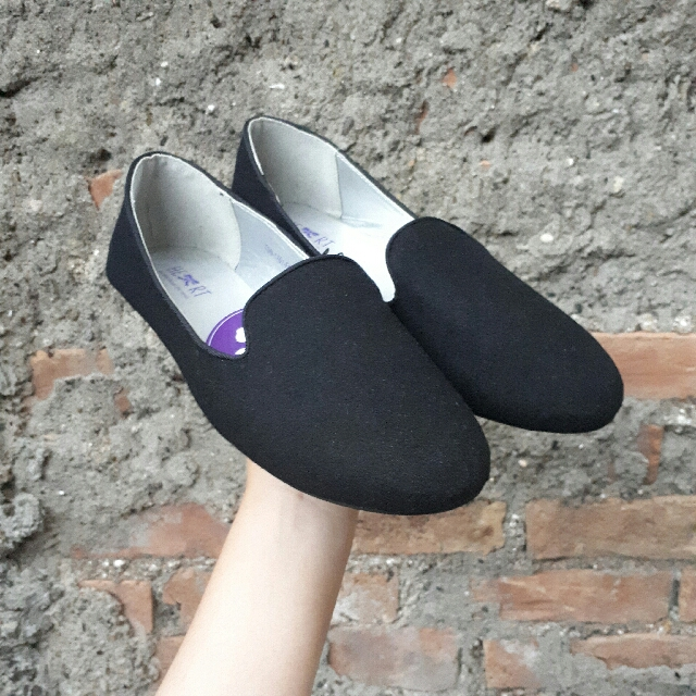 TLTSN Basic Loafers FREEONG