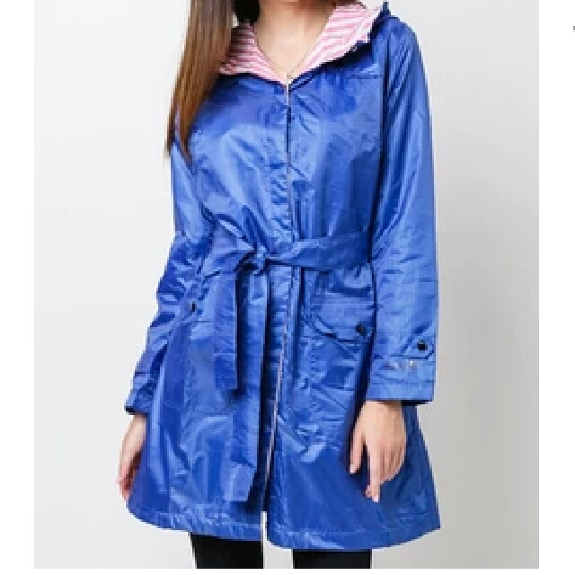 Trench'd Raincoat