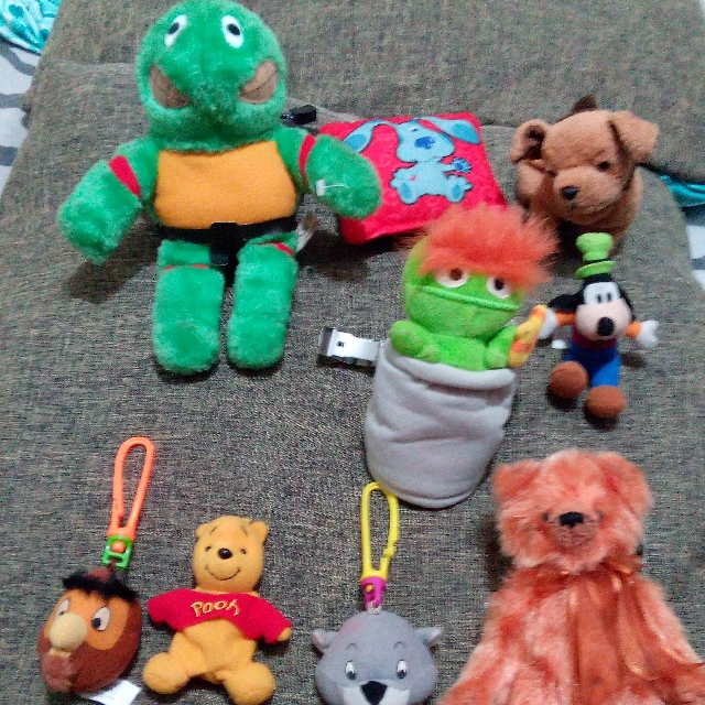 vintage toys pm lang