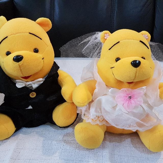 Winnie The Pooh Wedding