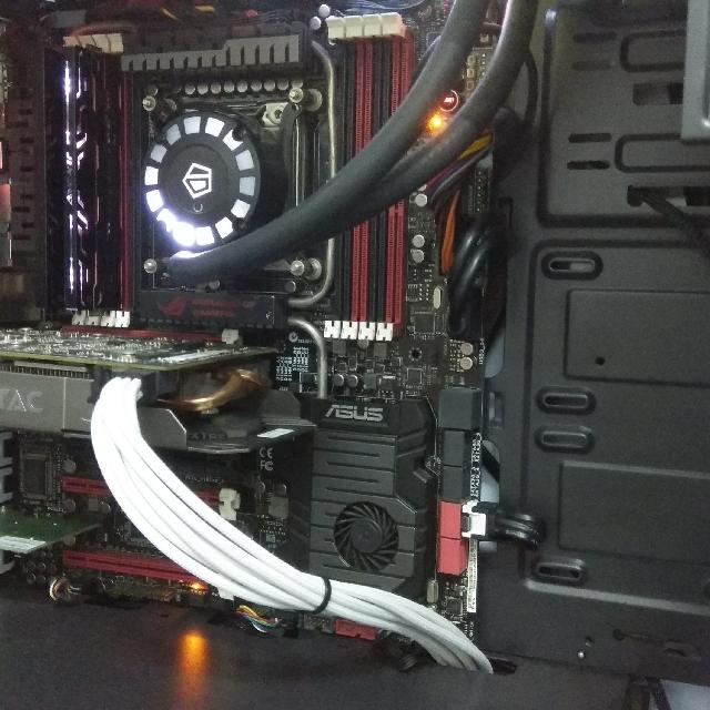 Xeon E5 + X79 LGA2011