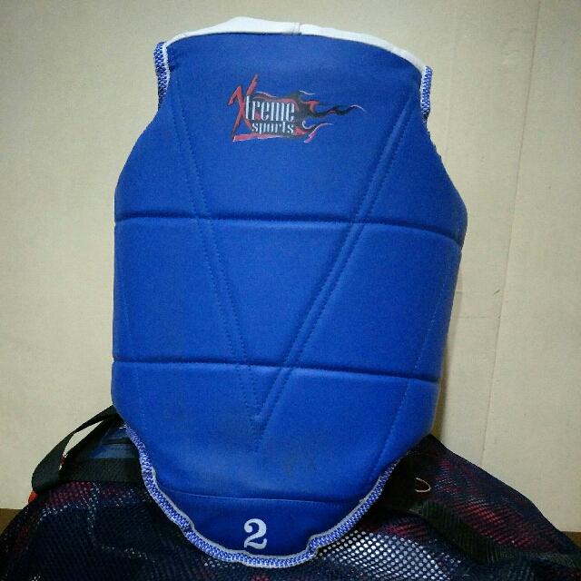 Xtreme Sports TAEKWONDO Armor