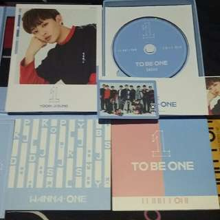 Unsealed Wanna One (To Be One) Sky Ver.