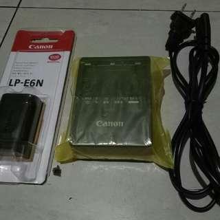 LP-E6N/LC-E6C Canon