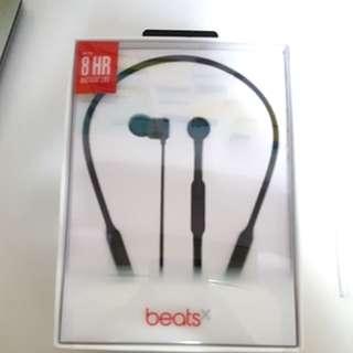 Beats X Black BNIB
