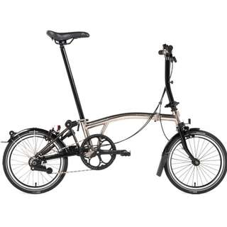 [Limited Edition] Brompton M6L - Nickel
