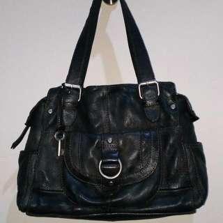 Tas Fossil Milo Vintage Shoulder Bag Hand Bag