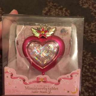 Sailor Moon Miniature Tablet from Japan
