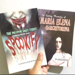 Spookify and Maria elena Ghost Stories
