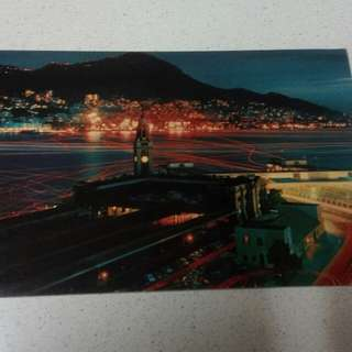 hold ) antique post card (HK)