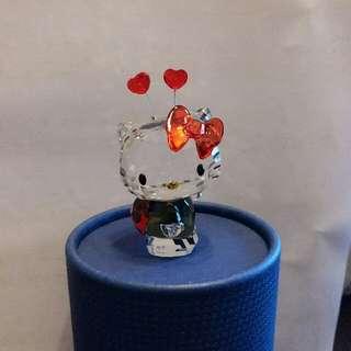 【特價】Swarovski  Hello Kitty 擺設