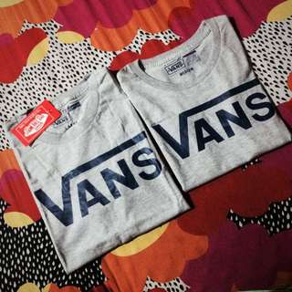 Vans Shirt(buy1take1) over run