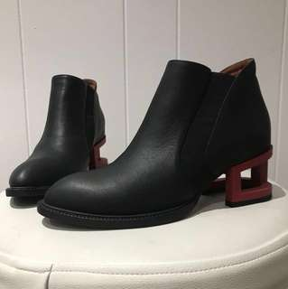 JEFFERY CAMBELL ANKLE BOOTIES