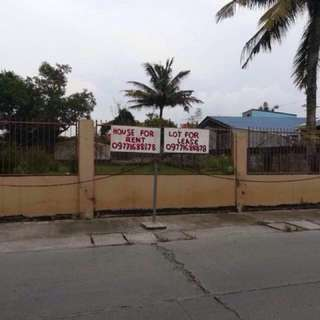 Commercial lot for rent