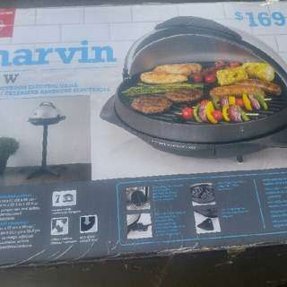 in and outdoor grill