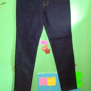 Celana Jeans For Man Or Woman Size 32