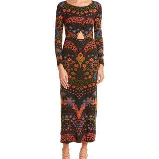 Free People Far Out Dress