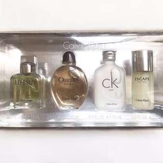 Calvin Klein Perfume Set for Men