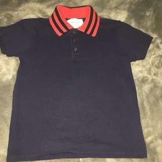 Children's Gucci Golf shirt