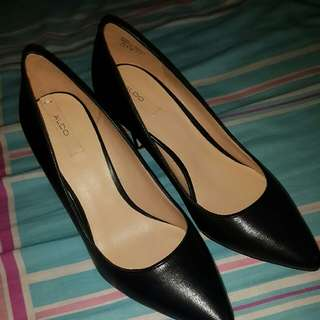 Black Aldo UK5 US7.5 EUR 38