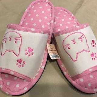 💖日本貓咪室內拖鞋