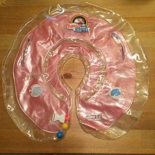 曼波魚屋原型嬰兒游泳脖圈