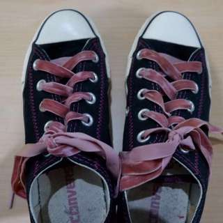 REPRICED ⚡️Black Converse