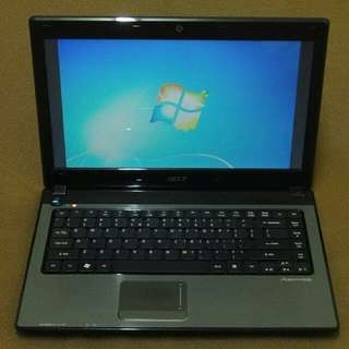 Acer Aspire 4741Z Laptop