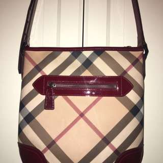 Burberry Nova Dryden Crossbody Bag