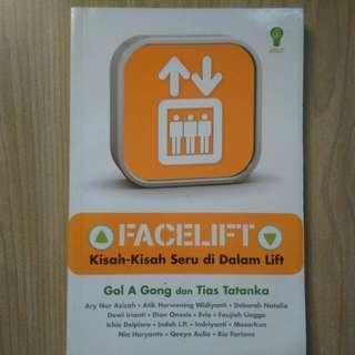 Facelift kisah seru dalam lift