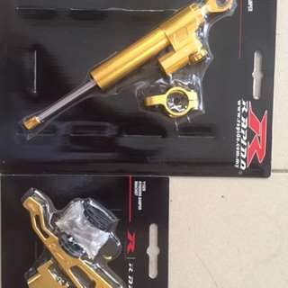 Steering damper Y15zr & Rs150R