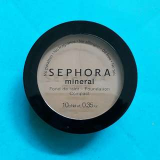 SEPHORA mineral Fond De Teint - Foundation Compact