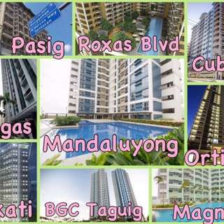 AFFORDABLE CONDO IN MANDALUYONG NEAR MAKATI BGC AND EDSA