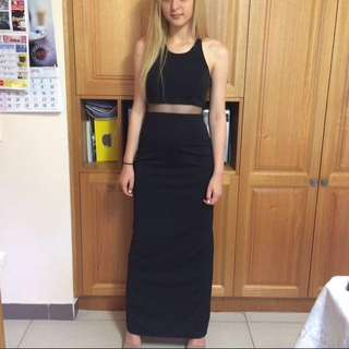 Black formal dress *renting*