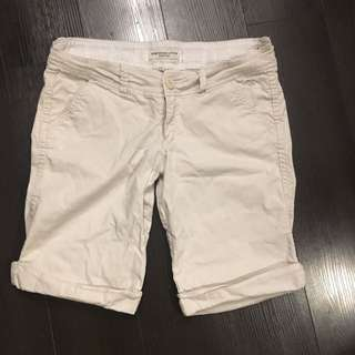 Abercrombie and fitch shorts size 4