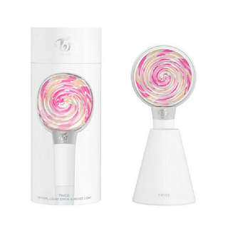 [PREORDER] TWICE Official Goods - Candy Bong Light Stick