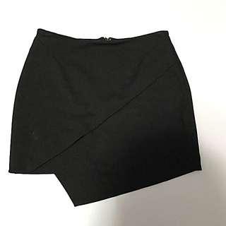 Topshop Envelope Skirt