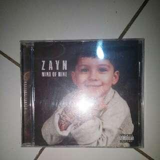 ZAYN Malik - Mind of Mine Album