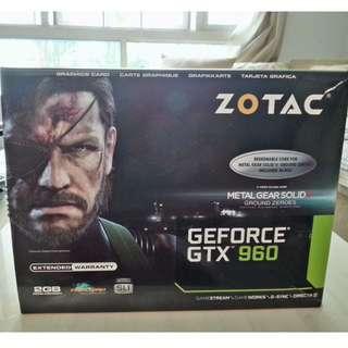 Zotac GeForce® GTX 960 2GB