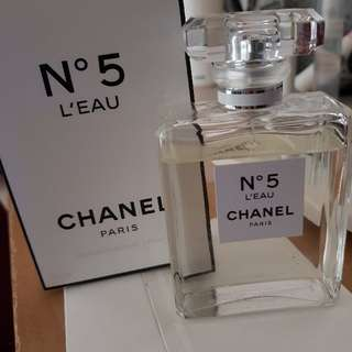 CHANEL Paris No 5 Eau De Perfume Vaporisateur Spray 100ml/3.4 Oz.