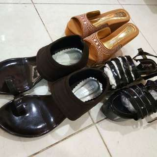 Wedges Good condition