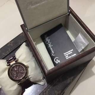 JAM ALEXANDRE CHRISTIE PRELOVED ORIGINAL