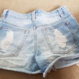 Maxim high waisted shorts