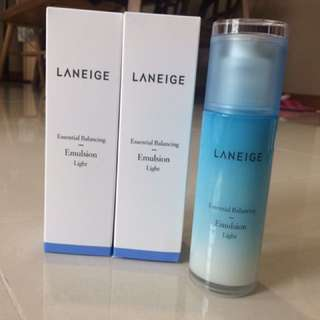 BN Laneige moisturiser for combi/oily skin